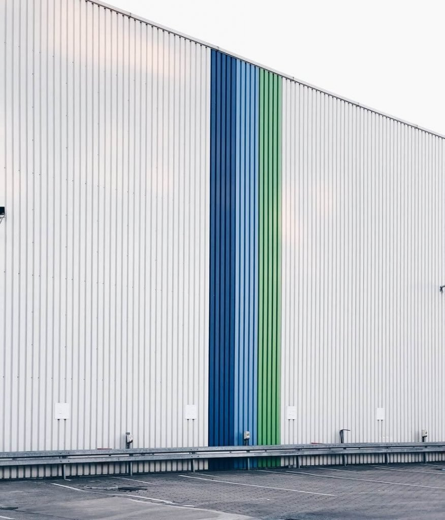 warehouse cladding